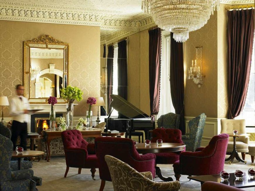 Lord Mayors Lounge 1