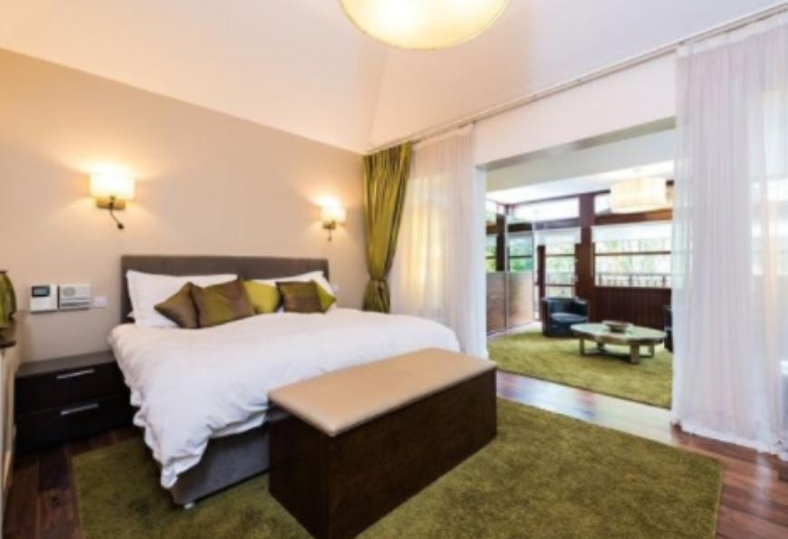Sandymount Bedroom