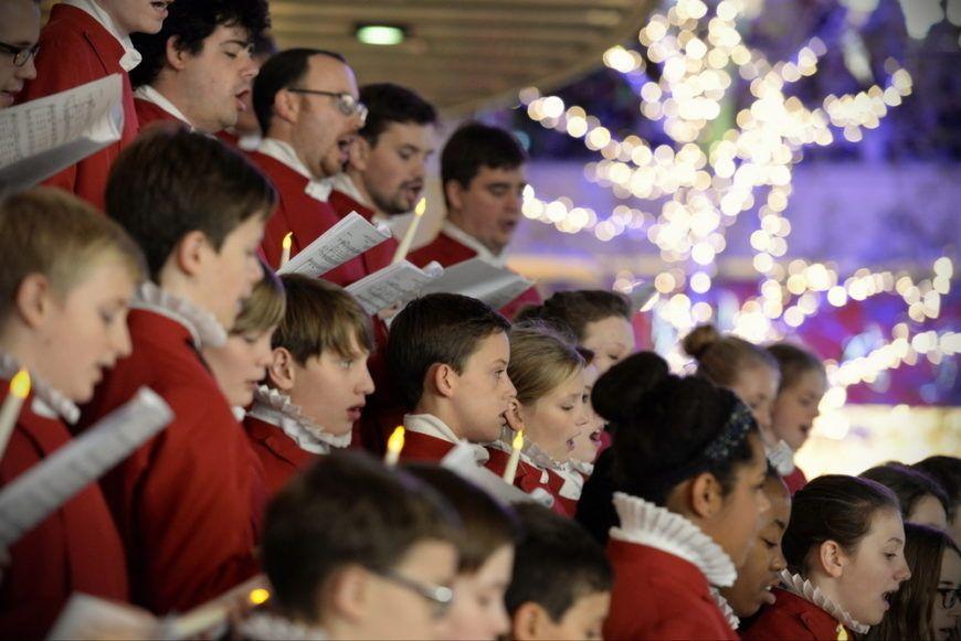 Christmas Carol Concert Ed Only