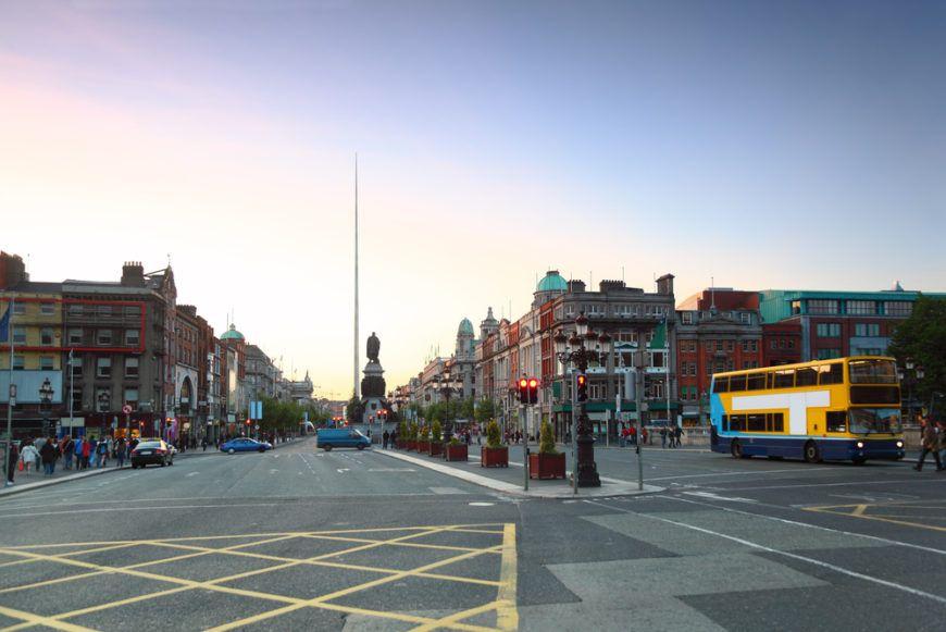 Dublin Bus City Centre