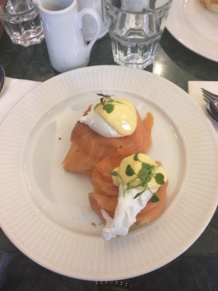 Eggs Royale Bewleys