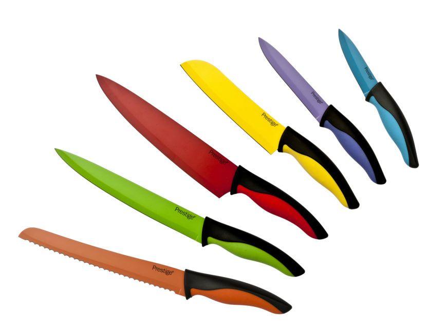 Prestige 6 Piece Knife Set Was 49 95 Now 20 2