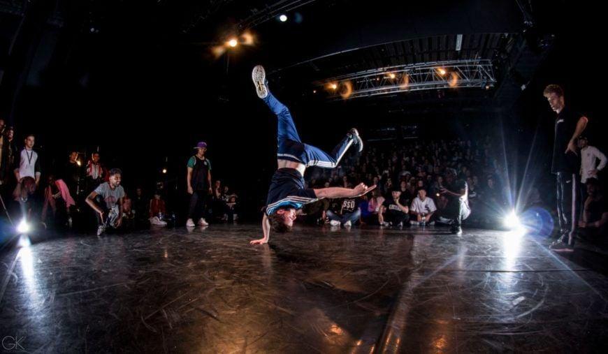 Dance Fest Top
