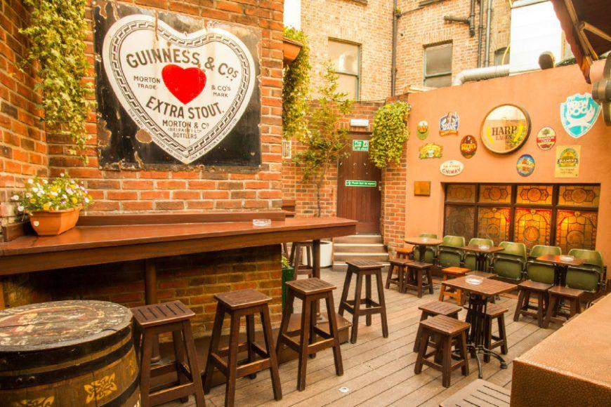 O Neills Beer Garden 2