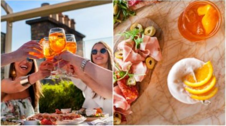 An Aperol Spritz Terrace Has Popped Up In Dublin S Fave