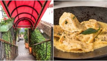 An Italian Restaurant Hidden Underneath One Of Dublin's Busiest Streets Impresses On First Bite