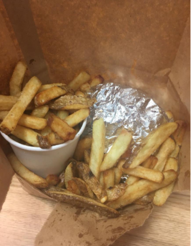 Five Guys Chips June