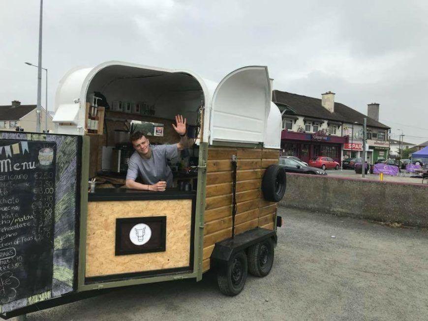 Horse Box Coffee Shop