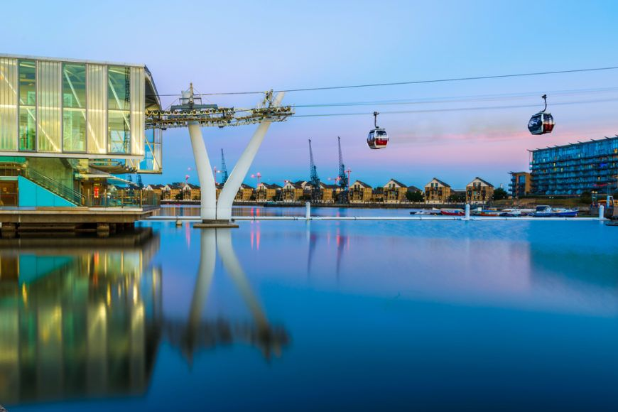 Cable Car Thames