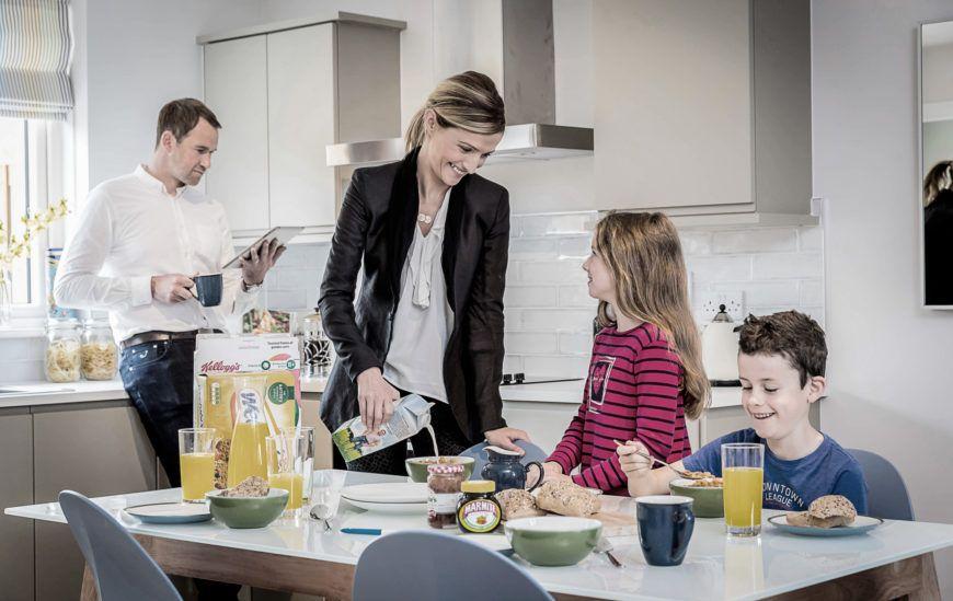 Family Kitchen 21 Desat