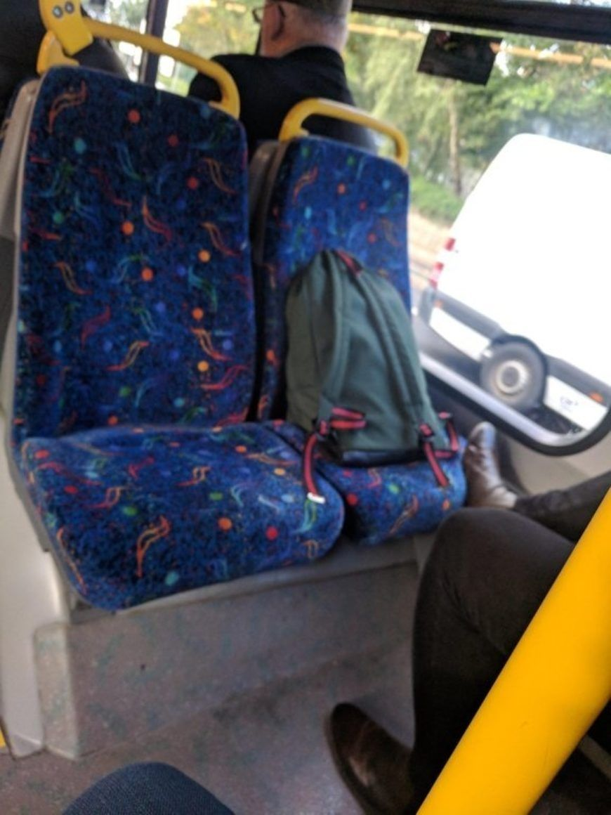 Dublin Bus Double Dickhead