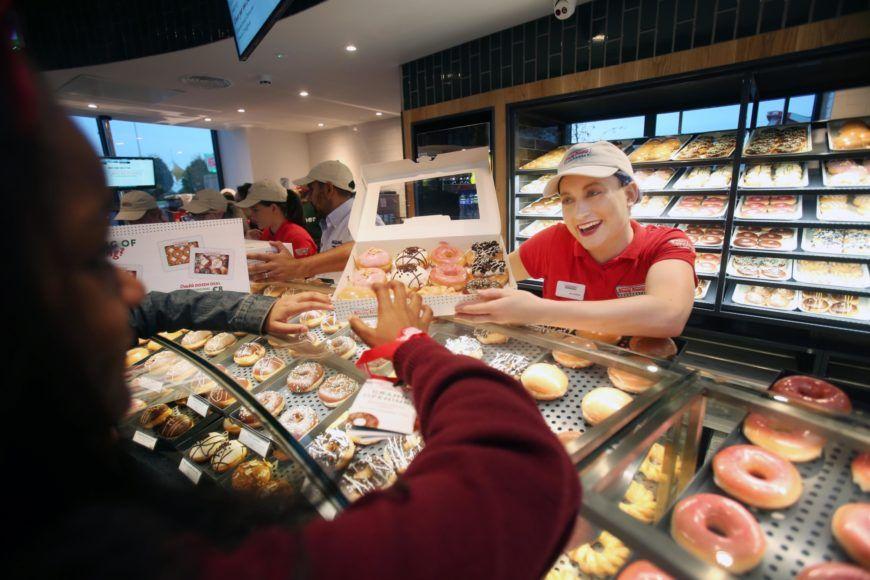 Krispy Kreme Blanchardstown