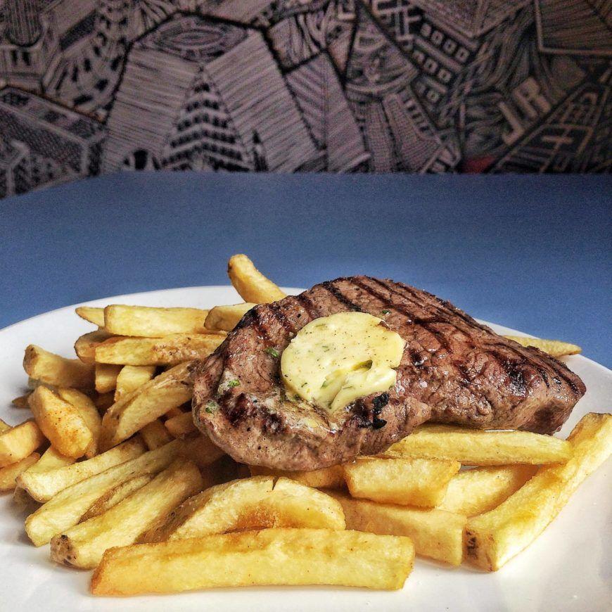 Jo Burger Steak