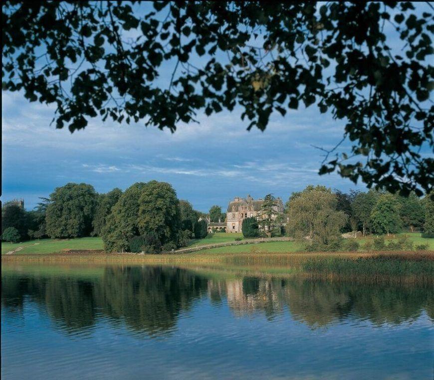 Leslie Iconic Castle Leslie Estate Preview