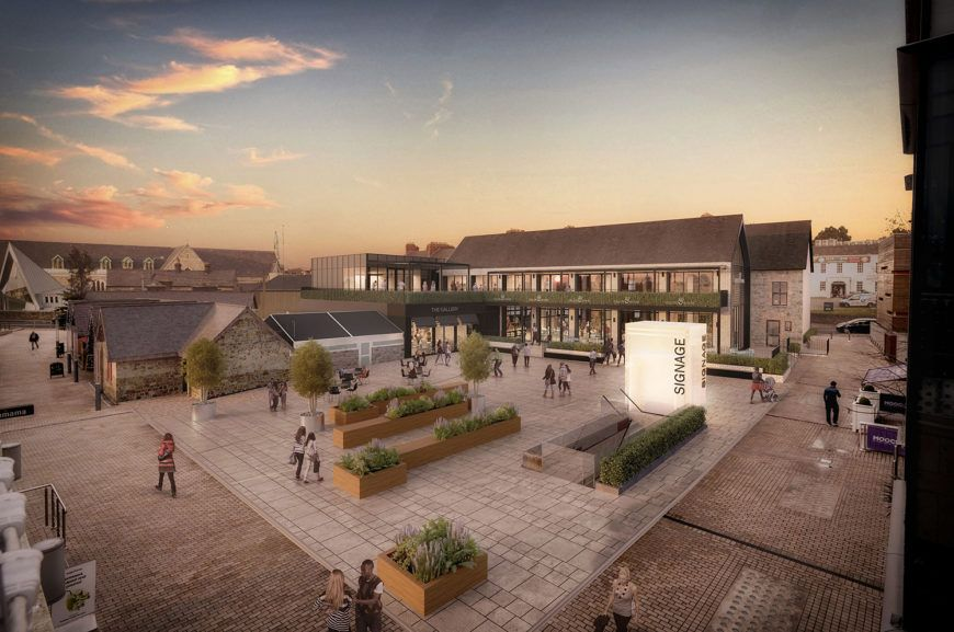 Fallon Byrne Dundrum Proposed 2