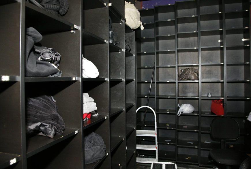 Nightclub Cloakroom