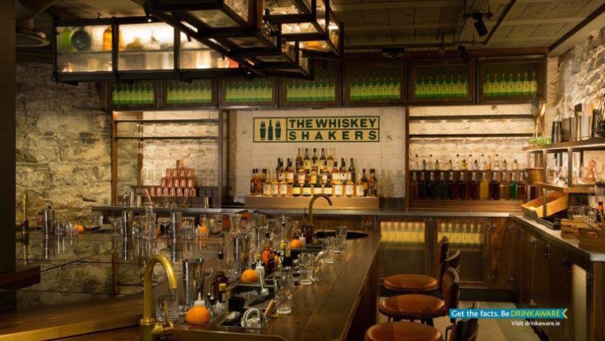 Whiskey Shaker Logo