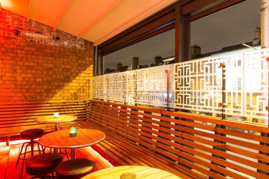 Hang Dai Gold Bar Exterior