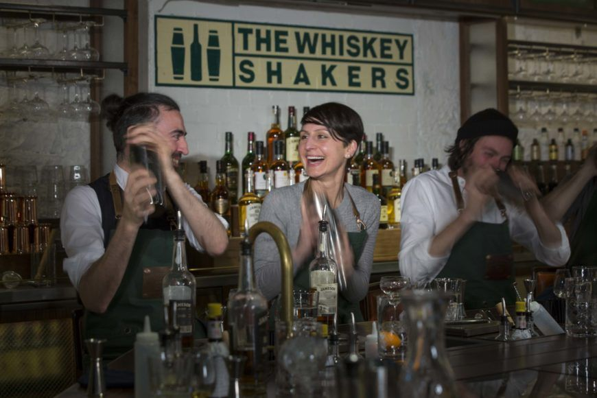 The Whiskey Shakers
