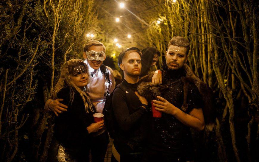 Haunted Mansion Festival