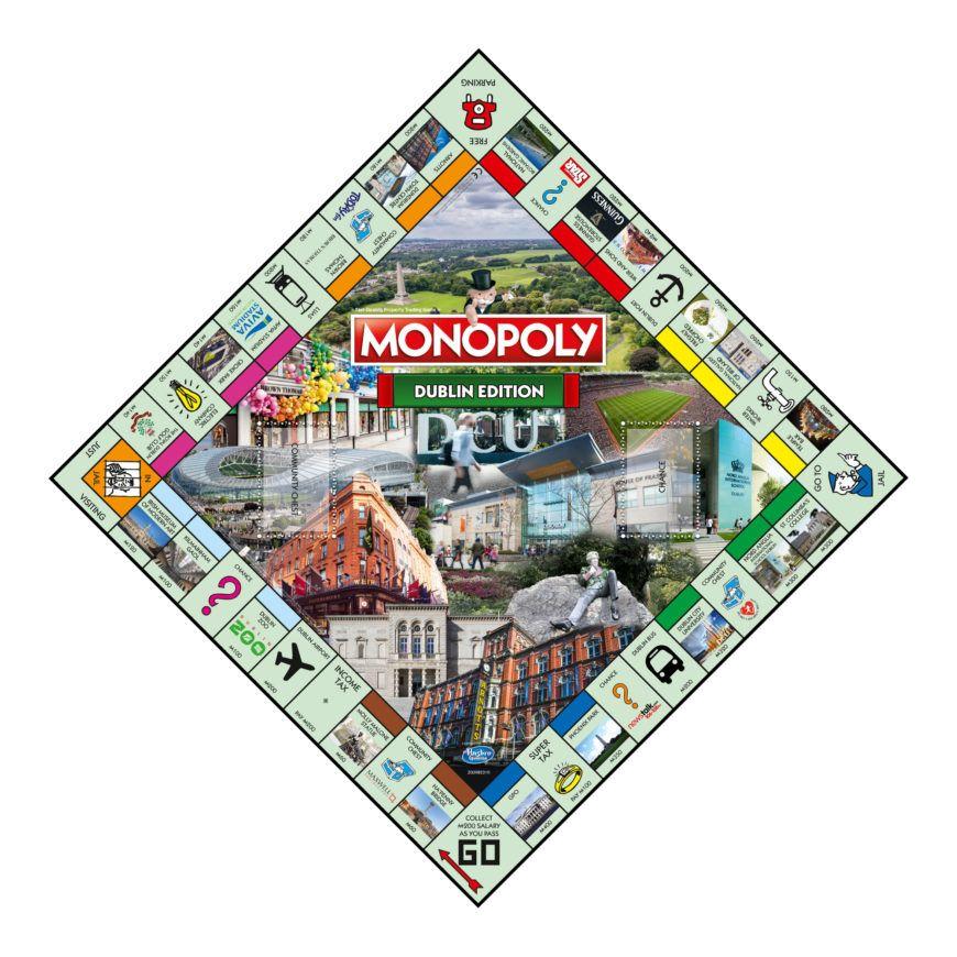 Arnotts Monopoly Dublin E34 99 3