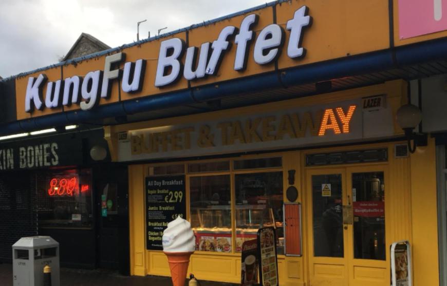 Kung Fu Buffet Main