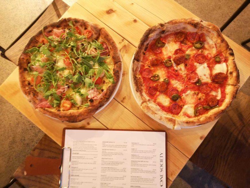 Pizza One Society