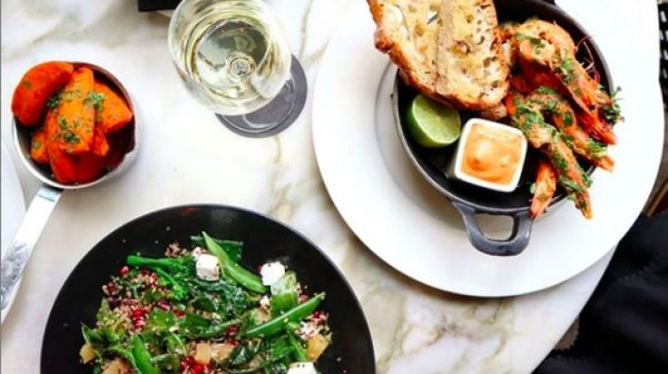 Five Great Restaurants To Get A Healthy Dinner In Dublin