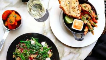Five great restaurants to get a healthy dinner in Dublin