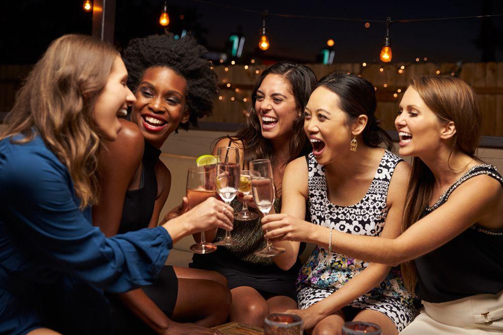 girls night out - ABFI