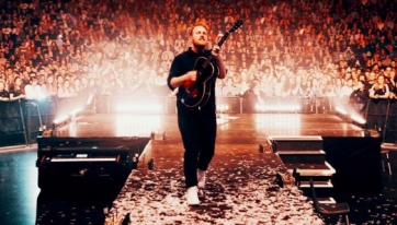 Gavin James Has Announced A 'Leap Day' 3 Arena Gig In 2020