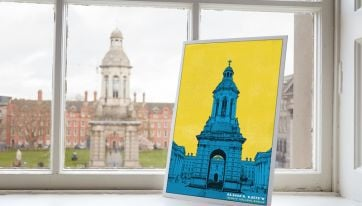 Jando Has Released A New Print Of The Iconic Trinity Campanile