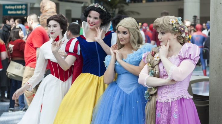 Disneyland Paris Is Looking For Dubs To Be Princes And Princesses