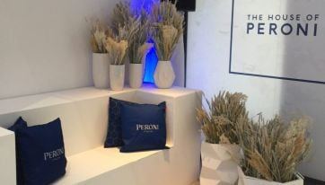 We Got A First Look At The Stylish House Of Peroni 2019