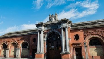Dublin's Historic Fruit And Vegetable Market Is Closing Its Doors Today After 127 Years