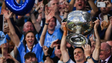 Twitter Reacts As Dublin Make It Five In A Row And Create History