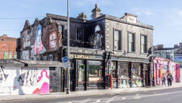 Concern Is Creating A Digitally Interactive Mural At The Bernard Shaw Pub