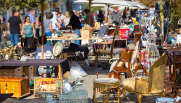 Dublin Flea Market Has Announced Its First Night Market In 11 Years