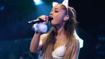 Ariana Grande Nipped Over To Crumlin To Pick Up A Piñata Yesterday