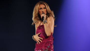 Stay Calm - Celine Dion Has Confirmed Two Dublin Shows For Next Year