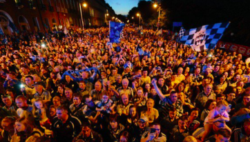 Dublin GAA Confirms Homecoming Event For Men's And Ladies Teams To Take Place This Weekend