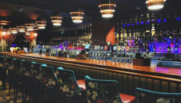 Bartley's Is A Slick New Bar And Restaurant That Just Opened Up In The City Centre