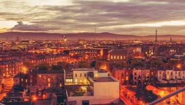 You Can Get An Unreal View Of Dublin With This Deadly Dusk Tour