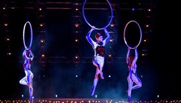 Cirque Du Soleil Corteo Is Coming To Dublin