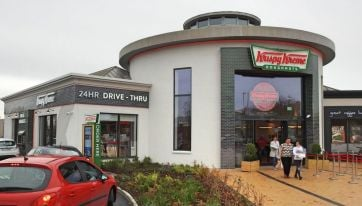 Krispy Kreme hiring in Dublin and yes, you will get free doughnuts on your break