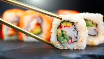 A brand-new sushi experience has launched in Dundrum
