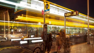 Dublin to get 24-hour bus service starting next month