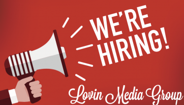 We're hiring! Lovin Media Group is looking for a Head of Social