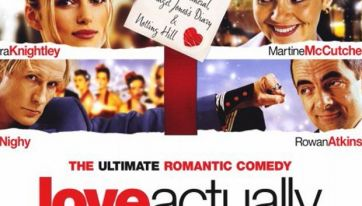 Love Actually being shown in Dublin before Christmas with full live orchestra