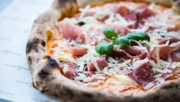 Fallon & Byrne's pizza named the best in Ireland